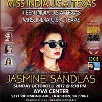 Miss Indian USA Texas