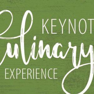 Keynote A Culinary Experience