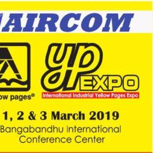 International Industrial Yellow Page Expo at Bangabandhu
