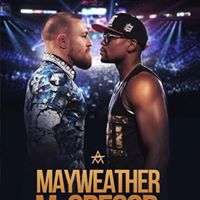 Mayweather v McGregor - VIP Available