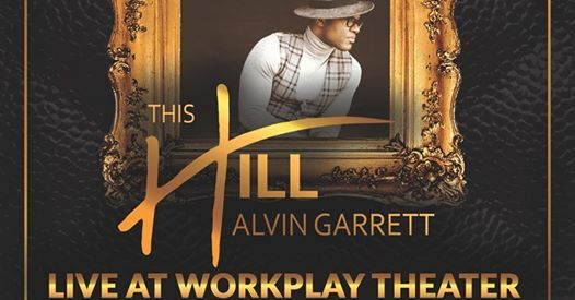 Alvin Garrett CD Release Party