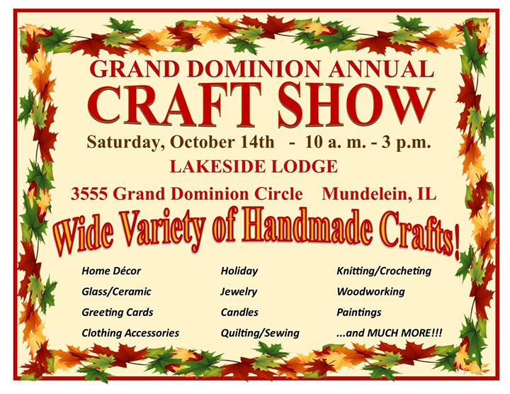 Annual Craft Show