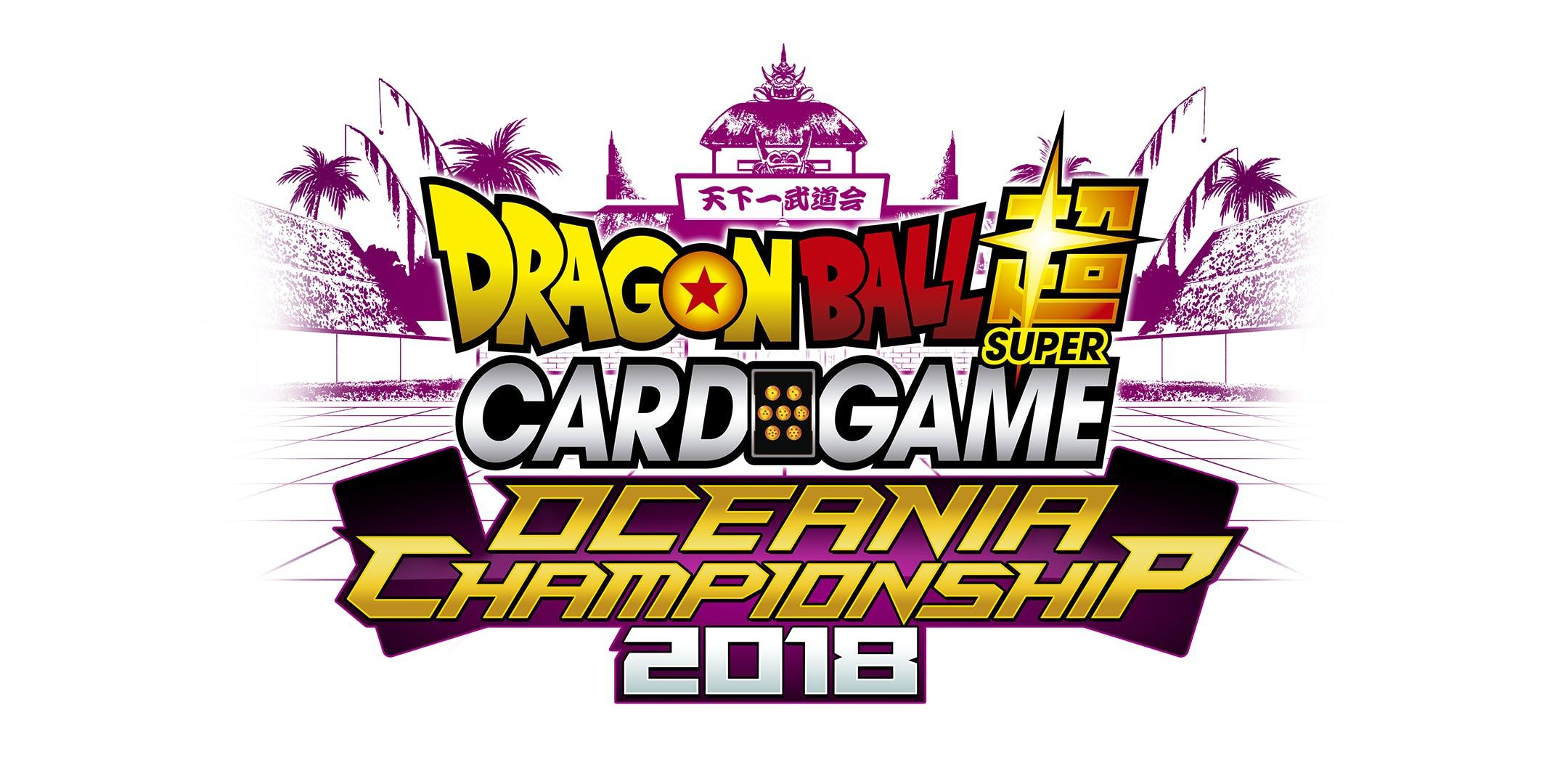 Dragon Ball Super Card Game - Oceania Regional - Adelaide SA