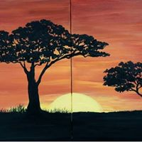 Serengeti Sunset Couples and Singles Sat. Oct. 21 at 7pm