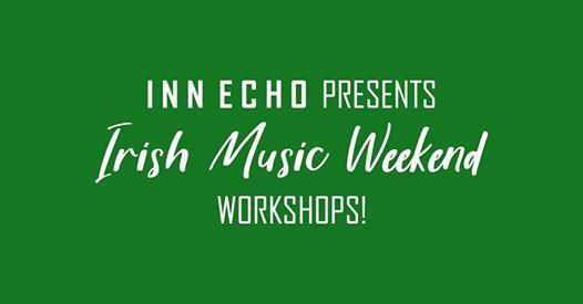 Irish Music Workshops with Inn Echo