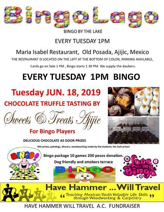 Chocolate Tasting by Sweet and Treats at Maria Isabel Restaurant at