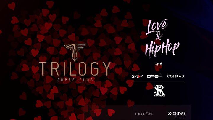 Love At Super Club (V-Day Hip-Hop Special)