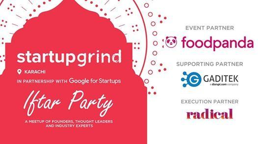 Startup Grind Karachi Iftar 2019