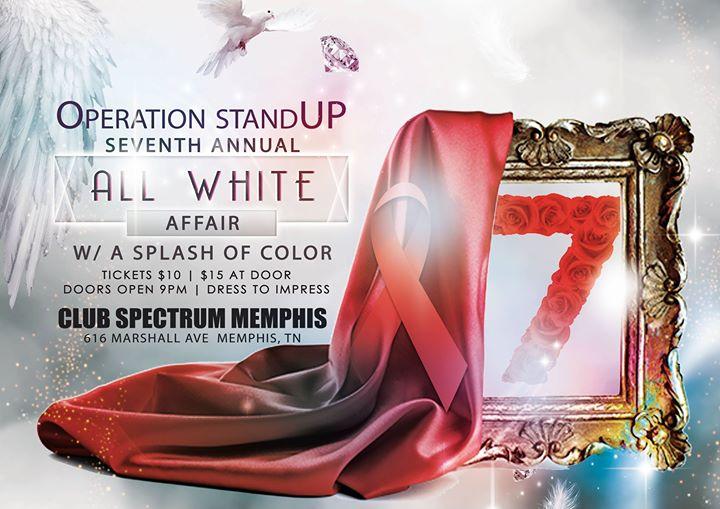 7th Annual All White Affair