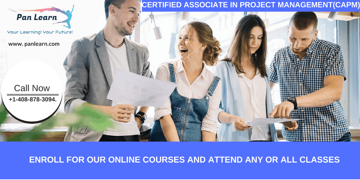 CAPM (Certified Associate In Project Management) Training In Chandler AZ