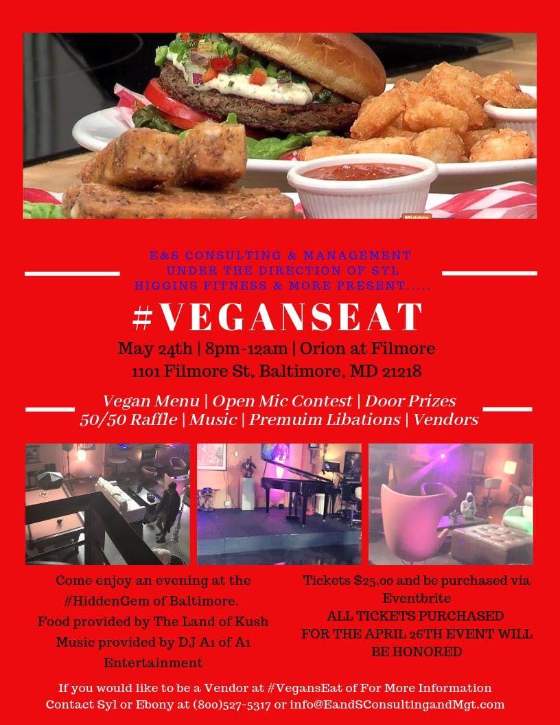 Baltimores 1st Ever VegansEat