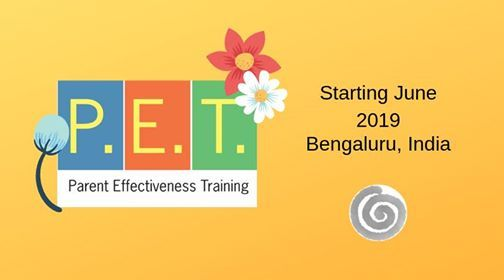 Parent Effectiveness Training - Bangalore