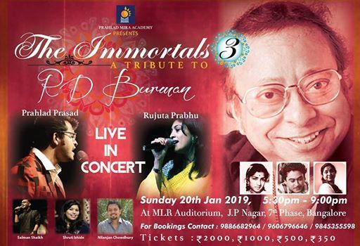 The Immortals-3 A Tribute To RD Burman