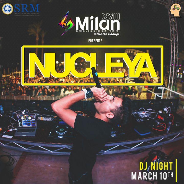 Nucleya - DJ Night