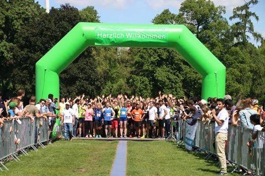 6. Charity Walk and Run Stuttgart