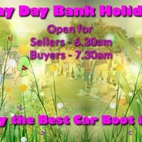 Early May Bank Holiday Car Boot Sale