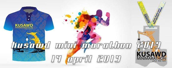 Kusawd Walk And Run Minimarathon 2019  1