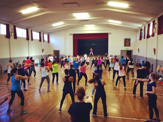 Free ZUMBA class this Friday 18th May