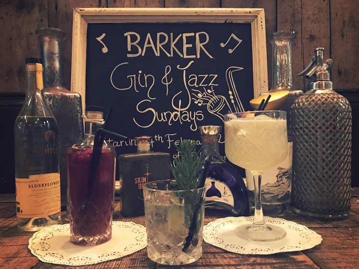 Gin And Jazz Night At Coffee Barker Bracknell Bracknell