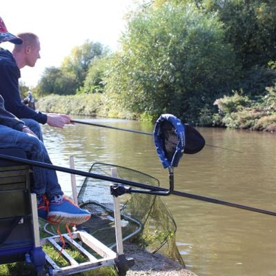 Free Lets Fish - Devizes - Learn to Fish Sessions - Kennet & Avon Canal