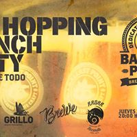 Ballast Point Bar Hopping Launch Party