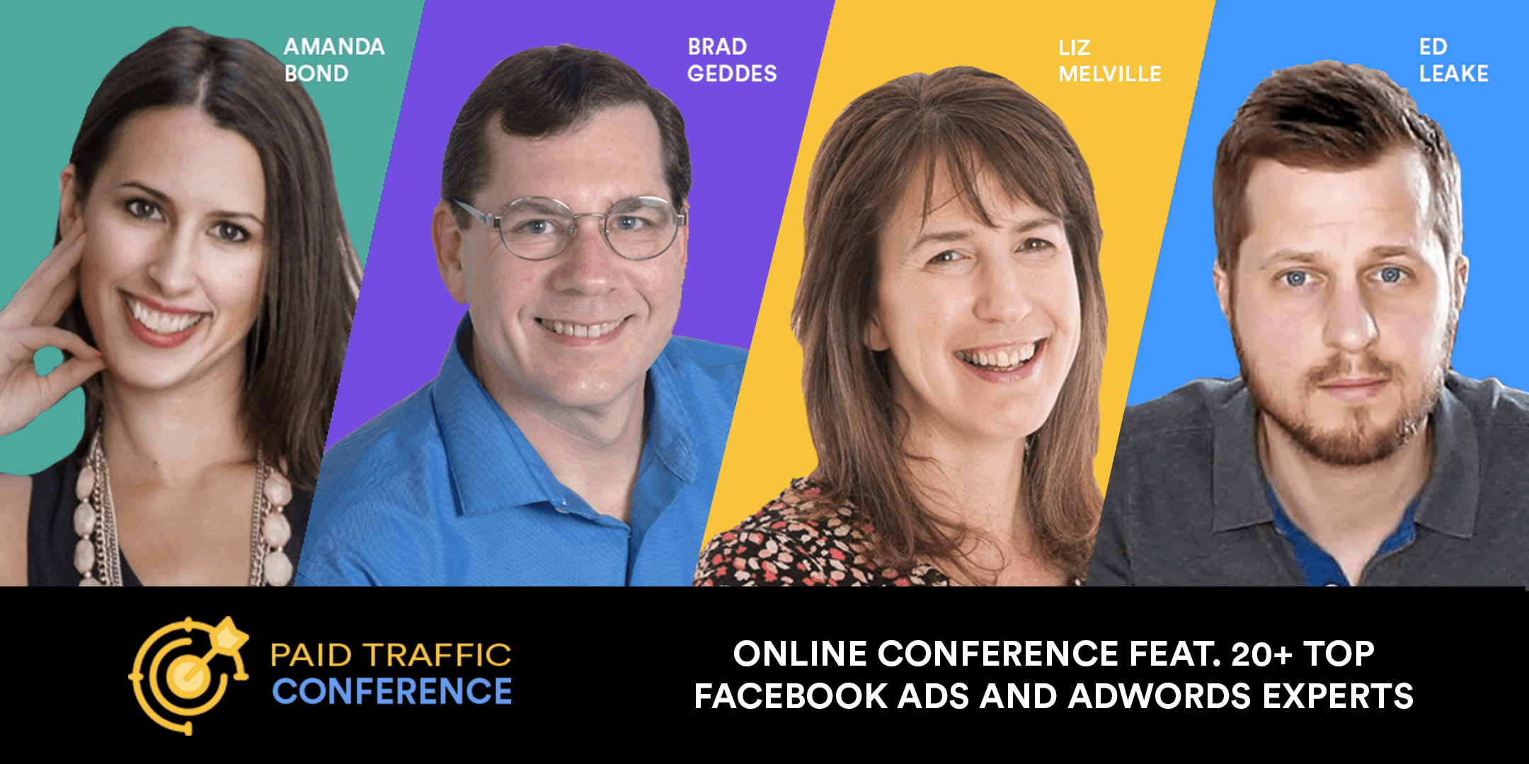 Paid Traffic Conference 2018 (Online Conference)