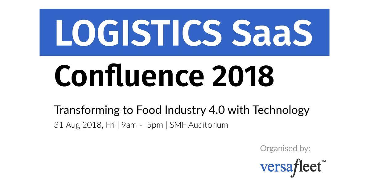 Logistics SaaS Confluence 2018