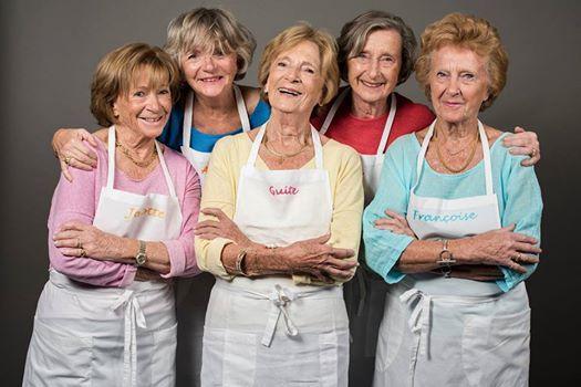 5 Drles de soeurs en cuisine
