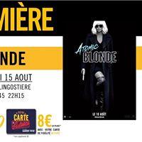 Avant-Premire Atomic Blonde