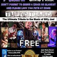 Fall Concert Billy Joel Tribute Band
