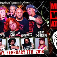 The Midget Wrestling Show at Stereo Garden