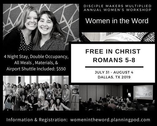 Women in the Word 2019