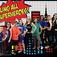 Junior WCS  Superhero Theme
