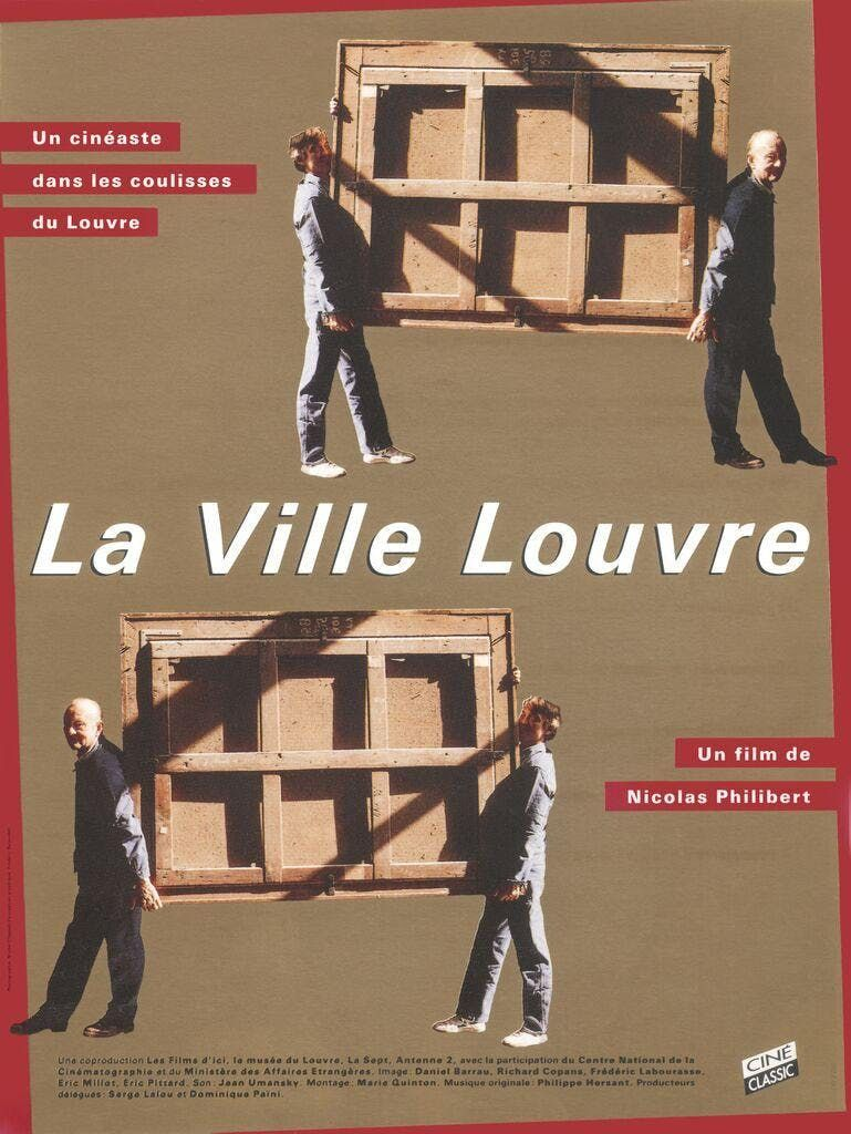 Screening La Ville Louvre (1990)