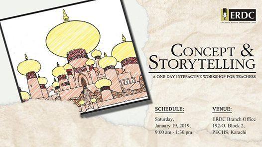 ERDC Workshop Concept & Storytelling