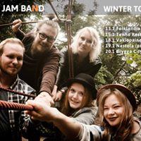 Ronna Jam Band ja Turskan Barahdus Vakiopaineessa 18.1.