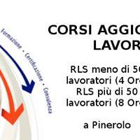 Corso Aggiornamento RLS - Pinerolo