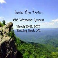 CIC Womens Retreat 2017