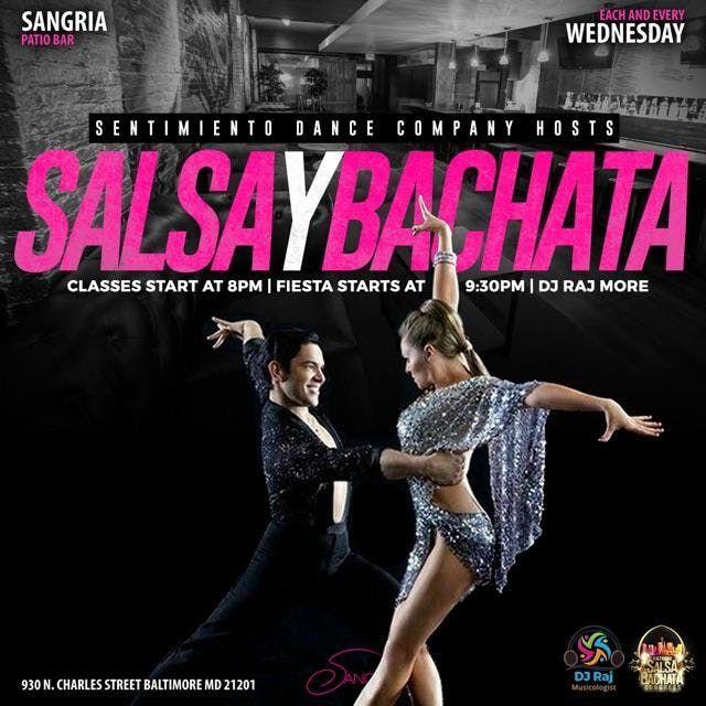 Salsa y Bachata Wednesdays