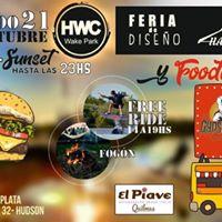 HWC presenta Feria Hanger n Food Trucks Day