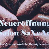Neuerffnung Beautysalon SaXeAn