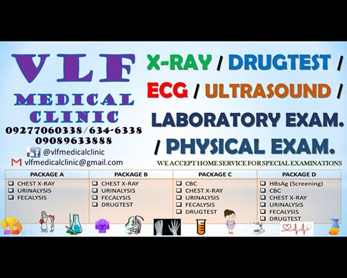 VLF MEDICAL CLINICs ANNIVERSARY at VLF Medical Clinic - Pasig, Pasig