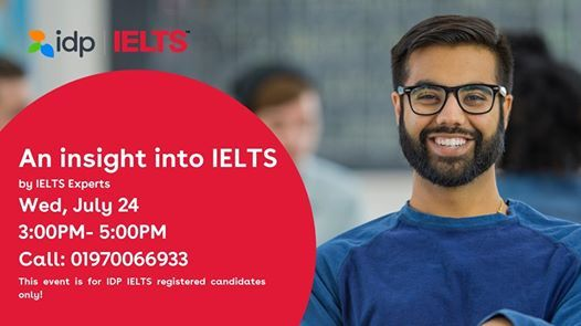 An insight into IELTS by IELTS Experts at IDP Bangladesh, Mymensingh