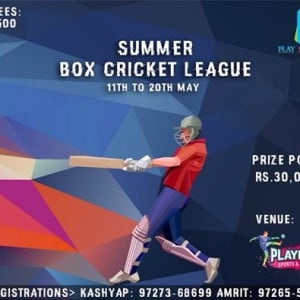 Summer Box Cricket League