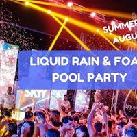 Liquid Rain &amp FOAM Pool Party - Summer Splash v3