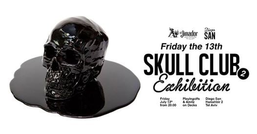 Skull Club Exhibition 2