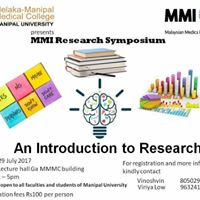 MMI Research Symposium