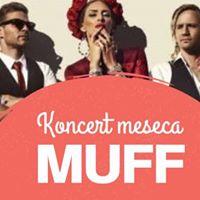 Koncert meseca  MUFF