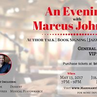 An Evening with Marcus Johnson