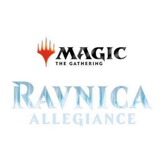 Ravnica Allegiance Draft weekend